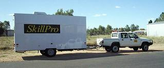 Skill Pro Mobile Calibration Van